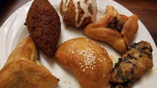 Al Jannah: falafel was OK