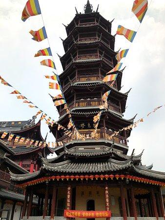 无锡南禅寺照片