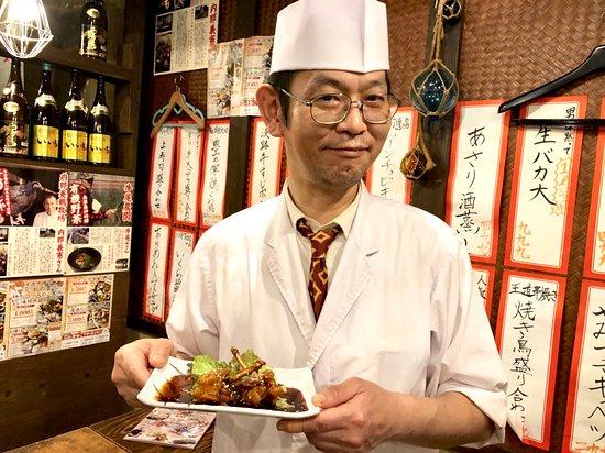 Sannomiya Sanchoku Ichiba Ikuta Road照片