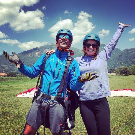 Cloud Hunters -Tandem Paragliding: tandem happy people. let tour dream defy gravity !