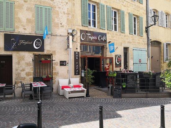 O Tapas Cafe Salon De Provence Menu Prices Restaurant