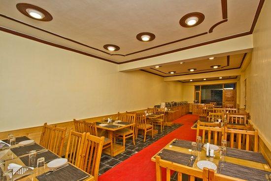 Manali, الهند: Restaurant  