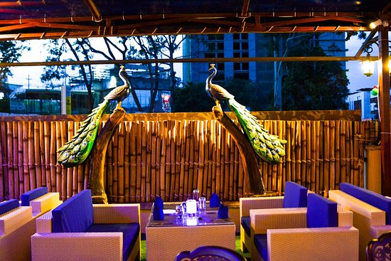 The Mayura: Terrace at Westlands branch