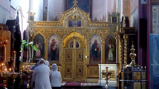 Александро-Невский собор (Собор Александра Невского): L'autel