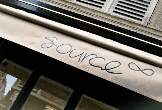 Source infinie,  la brasserie gastronomique ...