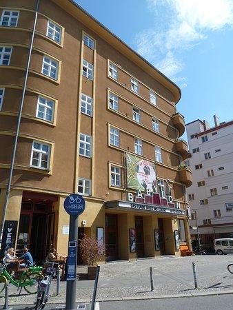 Babylon kino berlin alexanderplatz