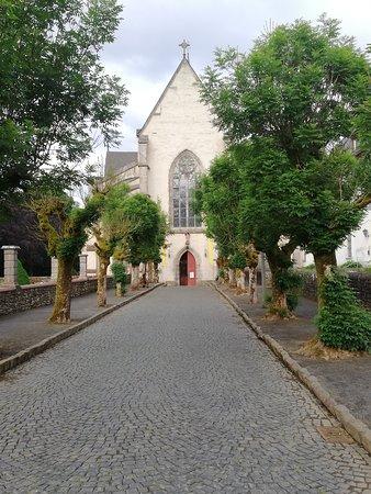 Streithausen, Germany: Blick zur Basilka