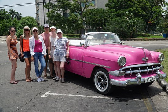 Cubaoutings: Our gang and our guide