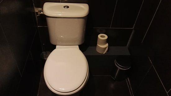 Carreau de faïence qui se décolle dans les wc trappe de visite