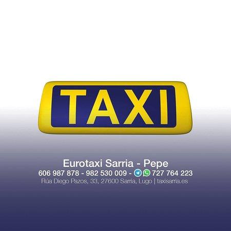 Eurotaxi Sarria - Pepe