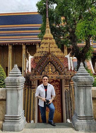 Wat Phra Kaew - Picture of My Tour Guide Bangkok, Bangkok