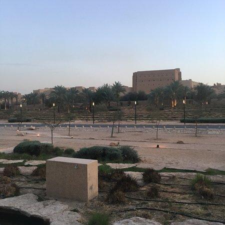 Tripadvisor جلسات من ساحة البجيري مطلة على وادي حنيفة و مقابل منطقة الطريف مكان رائع وقت الشتاء صورة ساحة البجيري الرياض