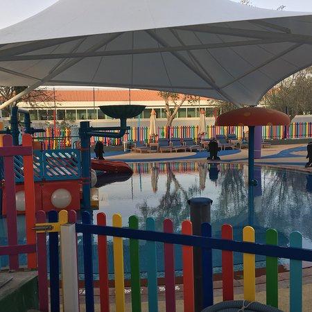 Le Meridien Al Aqah Beach Resort: بعض من الصور لزيارتي للمنتجع عام ٢٠١٧ المنتجع جميل للأطفال لوجود أنشطة لهم