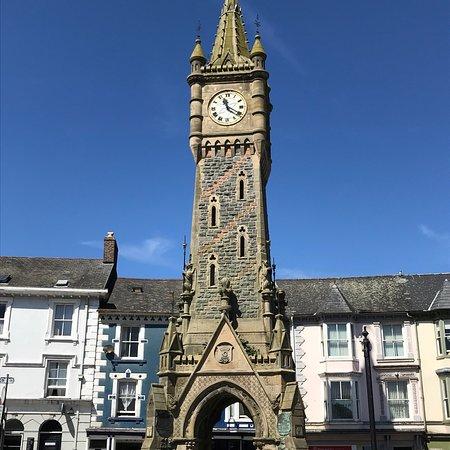 写真Machynlleth Town Clock枚
