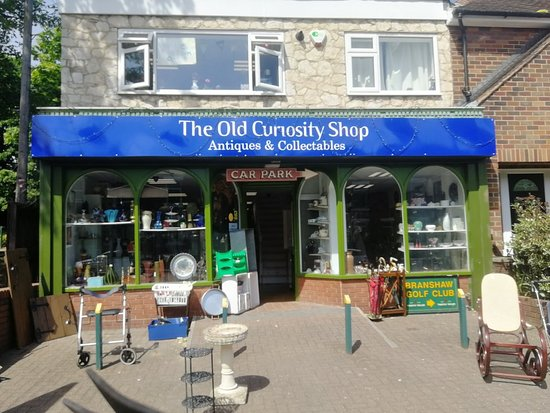 Wakefield, UK: The Old Curiosity Shop Antiques and Collectables