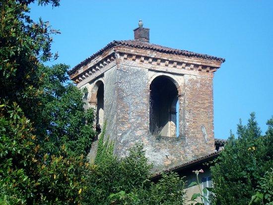 Cascina Castello: Torre quadrangolare