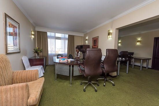 Sunbird Mount Soche: Executive Reception