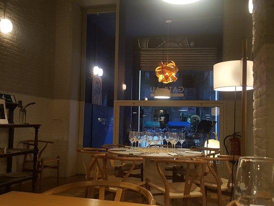 Gatblau Restaurant: Entrada GatBlau