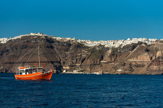 Santorini Fishing Trip