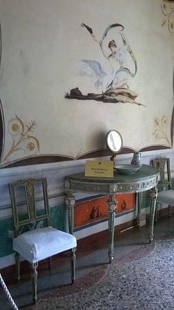 Castello e Parco di Masino: Sala da bagno del Viceré