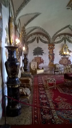 Castello e Parco di Masino: Sala dei Gobelins