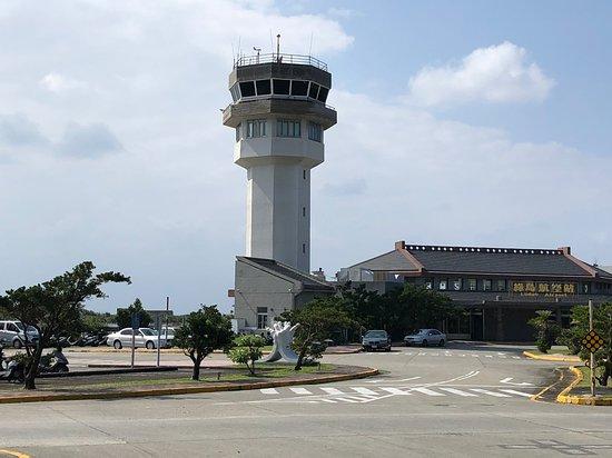 Green Island: 航空站