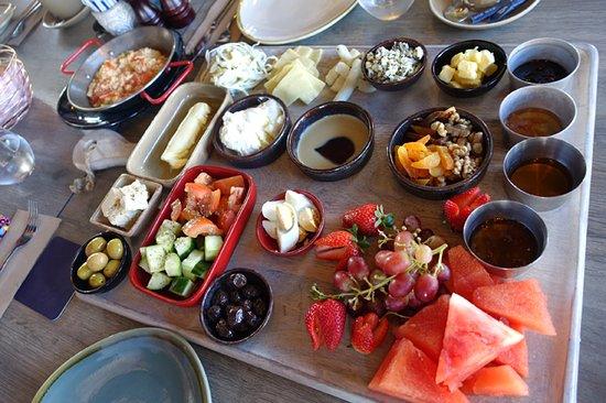 Turka : Breakfast board