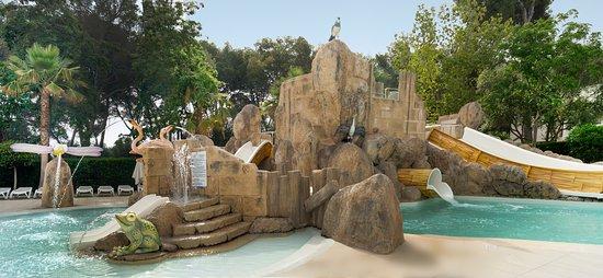 Puig de Ros, España: Splash Pool
