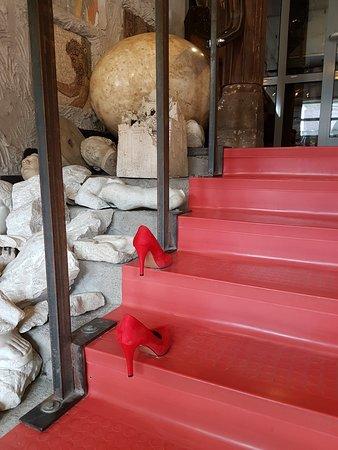 Rukav: Входная лестница