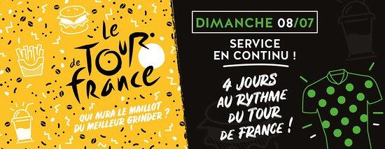GRIND Café Shop & Co: Tour de France 2018