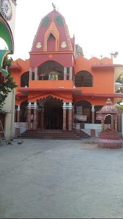 Mannipur Temple: Temple premises