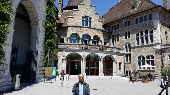 瑞士国家博物馆照片