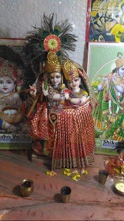 Mannipur Temple: Diety