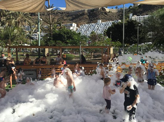9793ace3ca4 Angry Birds Activity Park Gran Canaria  Foam parties Every Day in July   August  2018