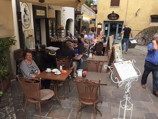 Borghetto, إيطاليا: hier kann man gut eine Pause einlegen