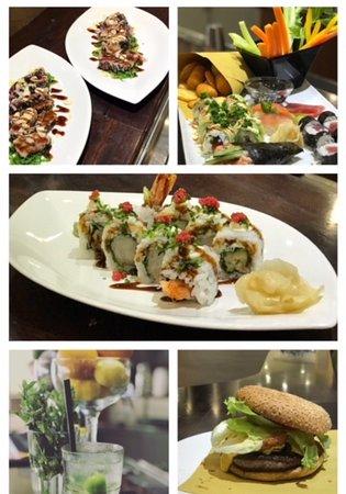 LAB34 DinnerSushi