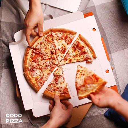 Дню, додо пицца открытка на день рождения
