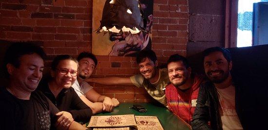 Foto de Hounddog's Three Degree Pizza