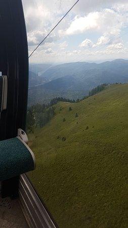 Gondola Sinaia照片