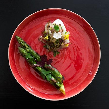 Petit Boutary: Menu dégustation - exemple petite assiette