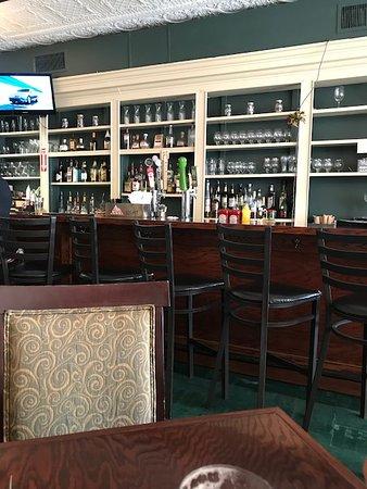 Ayer, MA: the bar