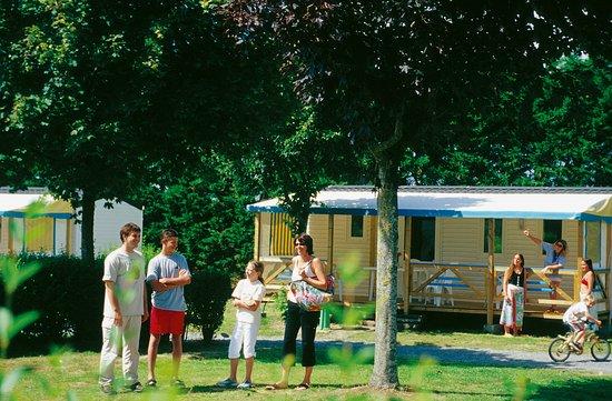 Servon, France: Mobil-home