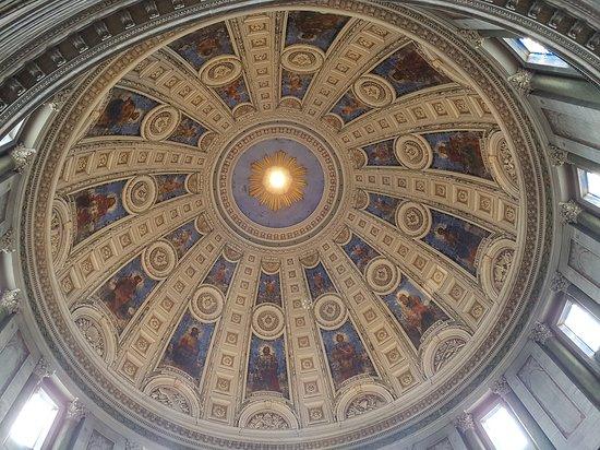 腓特列教堂照片