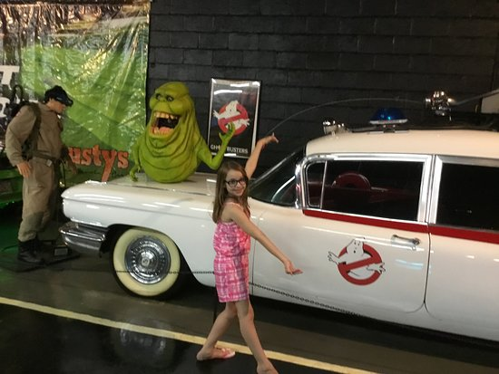 Rusty's TV and Movie Car Museum照片