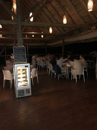 Wild Horizons Lookout Cafe: sala ristorante