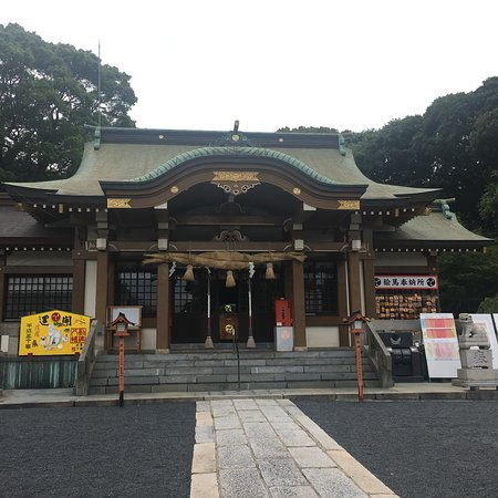 Itouzuhachiman Shrine