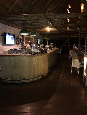 Wild Horizons Lookout Cafe: bancone bar