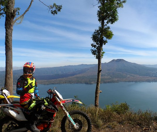 Bali Wilderness Dirt Bike - Day Tours: Nice View, Dirt Bike Tours Bali