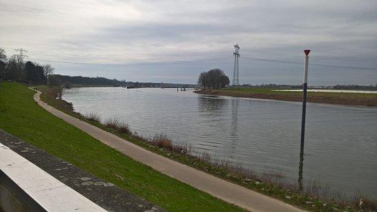 Steijl, The Netherlands: Maas