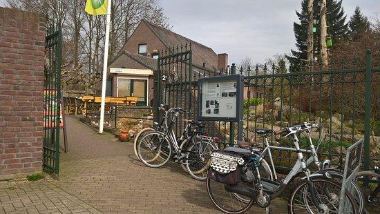 Steijl, The Netherlands: Ingang